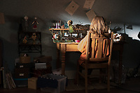 Hereditary (2018) <br /> Milly Shapiro<br /> *Filmstill - Editorial Use Only*<br /> CAP/MFS<br /> Image supplied by Capital Pictures