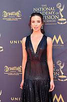 PASADENA - APR 30: Ashleigh Brewer at the 44th Daytime Emmy Awards at the Pasadena Civic Center on April 30, 2017 in Pasadena, California