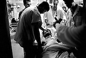 Moscow, Russia.Emergency ward.1994