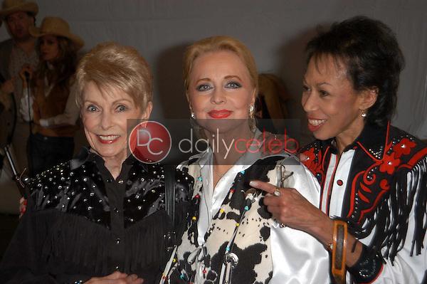Janet Leigh, Anne Jeffreys and Altovise Davis
