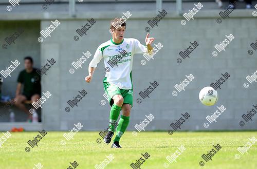 2012-07-22 / Voetbal / seizoen 2012-2013 / Dessel Sport / Hans Hannes..Foto: Mpics.be