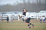 Germantown Legends Black vs. SMSC Earthquake in The John Talley Showcase & Shootout at the Mike Rose Soccer Complex in Memphis, Tenn. on Sunday, March 22, 2015.