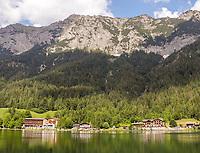 Hintersee - Berchtesgaden 16.07.2019: Zauberwald und Hintersee in Ramsau