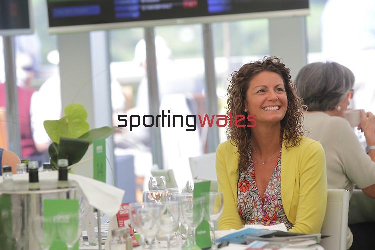 ISPS Handa Wales Open 2013<br /> Tented Village<br /> Waitrose Hospitality Pavilion<br /> 01.09.13<br /> <br /> &copy;Steve Pope-Sportingwales