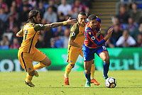 Ruben Loftus-Cheek of Crystal Palace advances during Crystal Palace vs Brighton & Hove Albion, Premier League Football at Selhurst Park on 14th April 2018