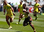 Adrian Kasito, Second day at Cape Town Stadium duirng the HSBC World Rugby Sevens Series 2017/2018, Cape Town 7s 2017- Photo Martin Seras Lima