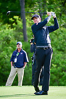Jimmy Walker (USA) watches his tee shot on 13 during round 1 of the Shell Houston Open, Golf Club of Houston, Houston, Texas, USA. 3/30/2017.<br /> Picture: Golffile | Ken Murray<br /> <br /> <br /> All photo usage must carry mandatory copyright credit (&copy; Golffile | Ken Murray)