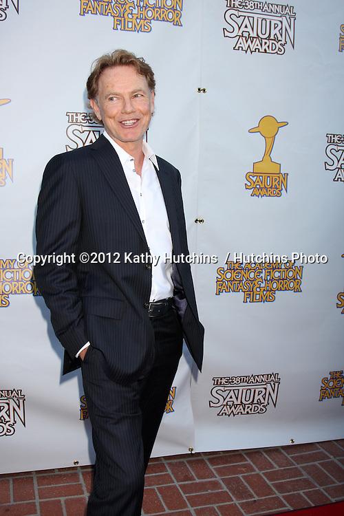 LOS ANGELES - JUL 26:  Bruce Greenwood arrives at the 2012 Saturn Awards at Castaways on July 26, 2012 in Burbank, CA