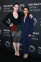 LOS ANGELES - NOV 21:  Kat Dennings, Brenda Song at the The Paley Honors: A Special Tribute To Television's Comedy Legends at Beverly Wilshire Hotel on November 21, 2019 in Beverly Hills, CA