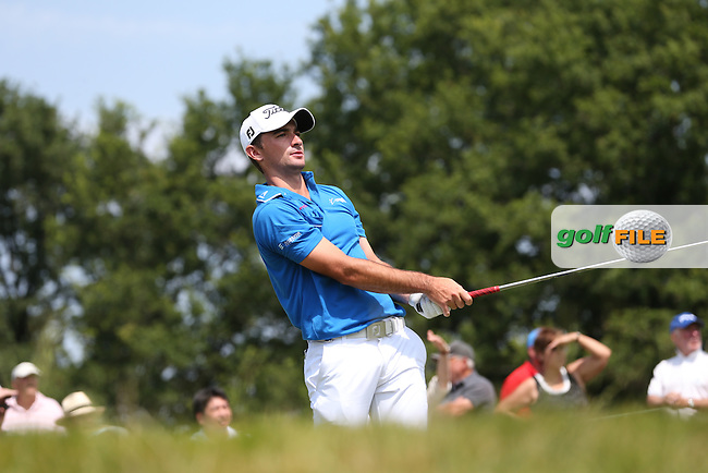 Gary Stal (FRA) during Round Three of the 2015 Alstom Open de France, played at Le Golf National, Saint-Quentin-En-Yvelines, Paris, France. /04/07/2015/. Picture: Golffile   David Lloyd<br /> <br /> All photos usage must carry mandatory copyright credit (&copy; Golffile   David Lloyd)