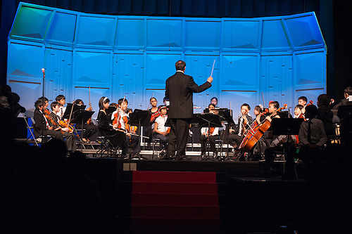 This concert features the lower school orchestra, jazz ensemble, string ensemble, grade 6 strings and guests from the middle and upper school insrumental program! - December 2013 LS