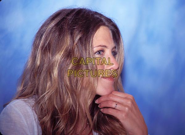 JENNIFER ANISTON.Ref: ND.headshot portrait.www.capitalpictures.com.sales@capitalpictures.com.© Nick Douglas/Capital Pictures