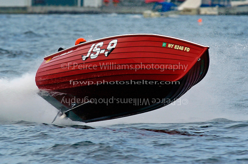 JS-9 (Jersey Speed Skiff)