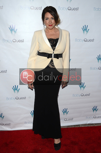 """Joely Fisher<br /> at the BabyQuest """"Let's Make A Baby"""" Fundraiser Gala, Private Estate, Toluca Lake, CA 05-19-16<br /> David Edwards/Dailyceleb.com 818-249-4998"""