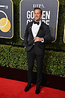 Armie Hammer at the 75th Annual Golden Globe Awards at the Beverly Hilton Hotel, Beverly Hills, USA 07 Jan. 2018<br /> Picture: Paul Smith/Featureflash/SilverHub 0208 004 5359 sales@silverhubmedia.com