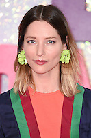 "Sienna Guillory<br /> at the ""Bridget Jones's Baby"" World premiere, Odeon Leicester Square , London.<br /> <br /> <br /> ©Ash Knotek  D3149  05/09/2016"