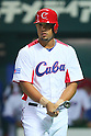 Jose Abreu (CUB), .MARCH 4, 2013 - WBC : .2013 World Baseball Classic .1st Round Pool A .between Cuba 12-0 China .at Yafuoku Dome, Fukuoka, Japan. .(Photo by YUTAKA/AFLO SPORT)