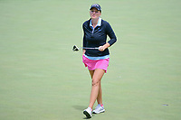 Perrine Delacour (FRA) departs 12 after sinking her putt  during round 1 of  the Volunteers of America Texas Shootout Presented by JTBC, at the Las Colinas Country Club in Irving, Texas, USA. 4/27/2017.<br /> Picture: Golffile | Ken Murray<br /> <br /> <br /> All photo usage must carry mandatory copyright credit (&copy; Golffile | Ken Murray)