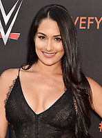 NORTH HOLLYWOOD, CA - JUNE 06: Nikki Bella attends WWE's first-ever Emmy 'For Your Consideration' event at Saban Media Center on June 6, 2018 in North Hollywood, California.<br /> CAP/ROT/TM<br /> &copy;TM/ROT/Capital Pictures