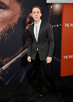 """LOS ANGELES, CA: 01, 2020: Mateo Ortiz at the world premiere of """"The Way Back"""" at the Regal LA Live.<br /> Picture: Paul Smith/Featureflash"""