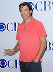 Jerry O'Connell arriving at CBS first annual National TV Dinner Night, held at CBS Studios in Los Angeles on September 10, 2013