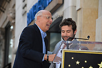 Jeffrey Tambor &amp; Joe Lewis at the Hollywood Walk of Fame Star Ceremony honoring actor Jeffrey Tambor. Los Angeles, USA 08 Aug. 2017<br /> Picture: Paul Smith/Featureflash/SilverHub 0208 004 5359 sales@silverhubmedia.com