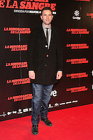 "Fernando Gil attends ""La Ignorancia de la Sangre"" Premiere at Capitol Cinema in Madrid, Spain. November 13, 2014. (ALTERPHOTOS/Carlos Dafonte) /NortePhoto nortephoto@gmail.com"