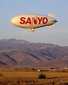 Sanyo Blimp in San Diego