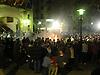 habitants of Sóller around the bonfire on the main square in front of the town hall at Saint Antony's Day<br /> <br /> ciudadanos de Sóller alrededor del fuego de San Antonio (cat.: Sant Antoni) delante del ayuntamiento<br /> <br /> Einwohner von Sóller um das Sankt Antonius Feuer vor dem Rathaus<br /> <br /> 2272 x 1704 px<br /> 150 dpi: 38,47 x 28,85 cm<br /> 300 dpi: 19,24 x 14,43 cm