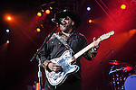 Hank Williams Jr. performs at the Schottenstein Center in Columbus, Ohio.
