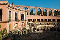 Hotel Quinta Real. Zacatecas, Zacatecas, Mexico