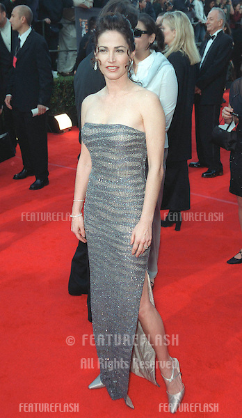 07MAR99: Actress KIM DELANEY at the Screen Actors Guild Awards..© Paul Smith / Featureflash