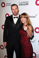 Jane Seymour and son<br /> at the 22nd Annual Elton John AIDS Foundation Oscar Viewing Party, Private Location, West Hollywood, CA 03-02-14<br /> David Edwards/DailyCeleb.Com 818-249-4998