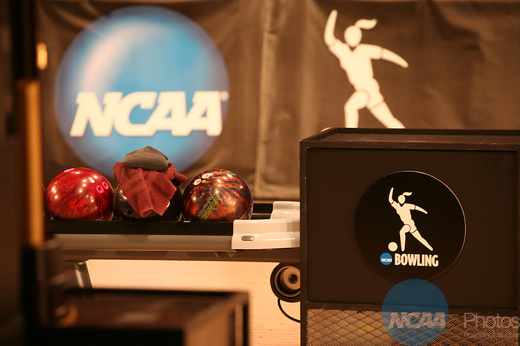 12 APR 2008:  .. during the Division I Women?s Bowling Championship held at Thunder Alley in Omaha, NE.   Alyssa Schukar/NCAA Photos