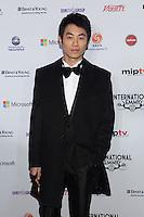NEW YORK, NY - NOVEMBER 19: Zhu Yawen at the 40th International Emmy Awards in New York. November 19, 2012. © Diego Corredor/MediaPunch Inc. /NortePhoto
