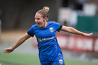 Seattle Reign FC vs Portland Thorns FC, August 27, 2016