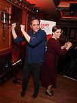 Adam Schlesinger and Rachel Bloom attend the 'Crazy Ex-Girlfriend' Live Event  at the Feinstein's/54 Below on November 3, 2016 in New York City.