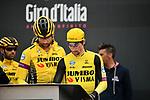 Foto Massimo Paolone/LaPresse <br /> 28 Maggio 2019 Lovere (Italia)<br /> Sport Ciclismo<br /> Giro d'Italia 2019 - edizione 102 - tappa 16 Da<br /> Lovere a Ponte Di Legno Km 226<br /> <br /> Photo Massimo Paolone/LaPresse<br /> May 28, 2019 Lovere (Italy)  <br /> Sport Cycling<br /> Giro d'Italia 2019 - 102th edition - stage 16<br /> From Lovere to Ponte Di Legno
