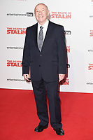 "Adrian McLoughlin<br /> arriving for the premiere of ""The Death of Stalin"" at the Curzon Chelsea, London<br /> <br /> <br /> ©Ash Knotek  D3338  17/10/2017"
