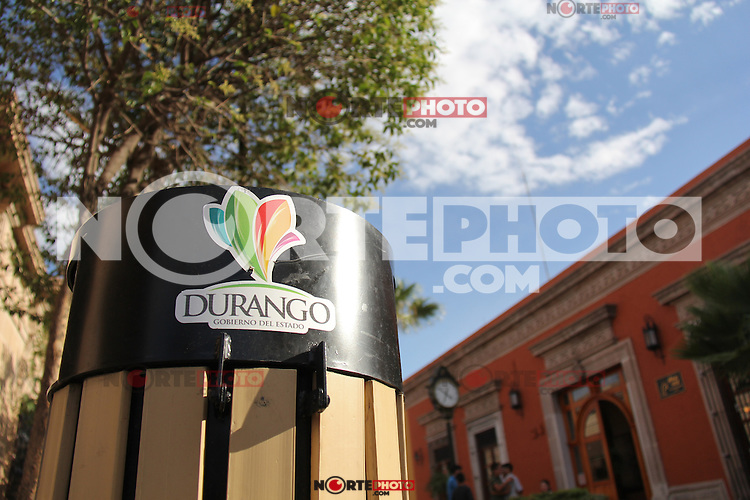 Centro de Durango.<br />