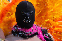 SAO PAULO, SP, 04.05.2014 - PARADA DO ORGULHO LGBT - Participantes durante o Festival do  Orgulho LGBT na tarde deste Domingo, 4 na Avenida Paulista, regiao central da  cidade de São Paulo. (Foto: Andre Hanni /Brazil Photo Press).