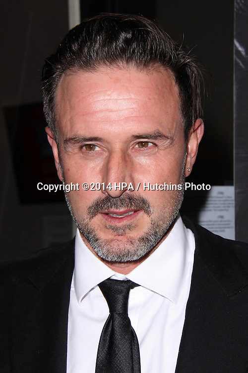 """LOS ANGELES - NOV 21:  David Arquette at the """"The Key"""" Premiere at the Laemmle's Music Hall on November 21, 2014 in Beverly Hills, CA"""