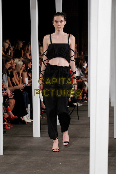 Milly (an American fashion company)<br /> New York Fashion Week<br /> Ready to Wear, Spring Summer 16/17<br /> on September 09, 2016<br /> CAP/GOL<br /> &copy;GOL/Capital Pictures