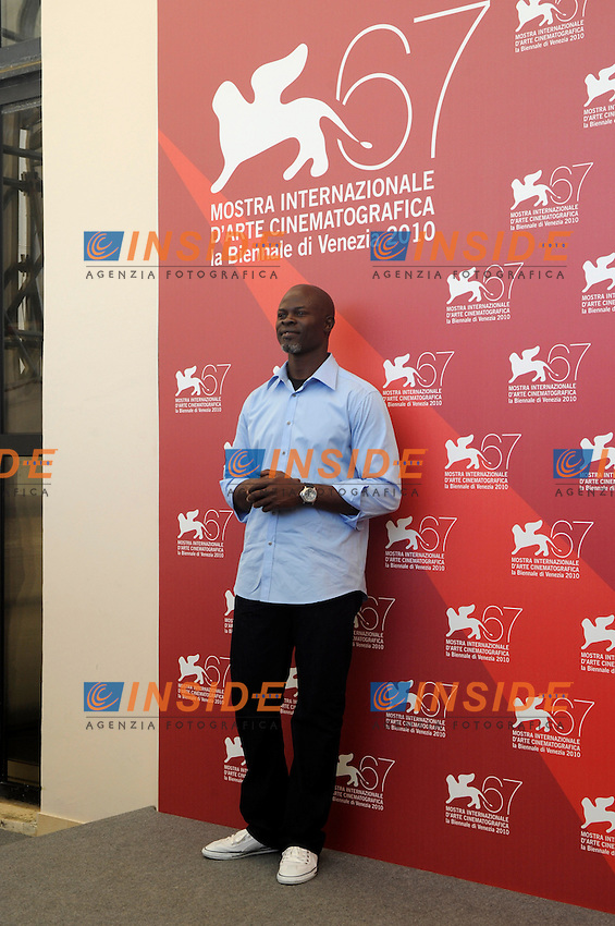 "- ""67 Mostra Internazionale D'Arte Cinematografica"". Saturday, 2010 September 11, Venice ITALY..- In The Picture: The actor Djimon Hounsou at the photocall for the film ""THE TEMPEST""...Photo Stefano MICOZZI Insidefoto"