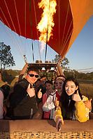 31 January 2018 - Hot Air Balloon Gold Coast and Brisbane