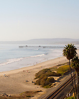 The Beaches and Coast of San Clemente