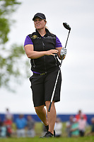 Caroline Hedwall (SWE) watches her tee shot on 2 during the round 3 of the KPMG Women's PGA Championship, Hazeltine National, Chaska, Minnesota, USA. 6/22/2019.<br /> Picture: Golffile | Ken Murray<br /> <br /> <br /> All photo usage must carry mandatory copyright credit (© Golffile | Ken Murray)