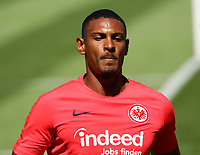Sebastien Haller (Eintracht Frankfurt) - 24.07.2018: Eintracht Frankfurt Training, Commerzbank Arena