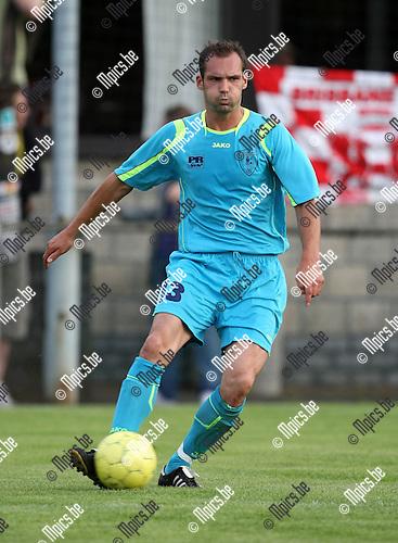 2008-07-16 / Voetbal / seizoen 2008 - 2009 / KFCO Wilrijk / Bart Thijs..Foto: Maarten Straetemans (SMB)