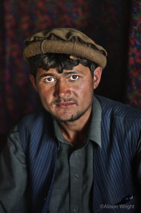Man in Kabul, 2007